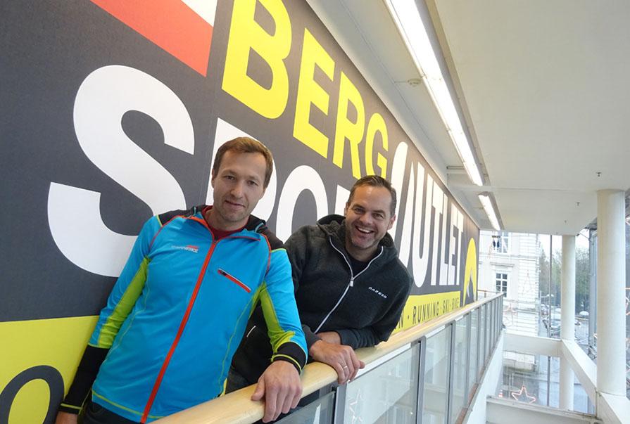 Bergsportoutlet Christoph Krahwinkler und Scheidlberger