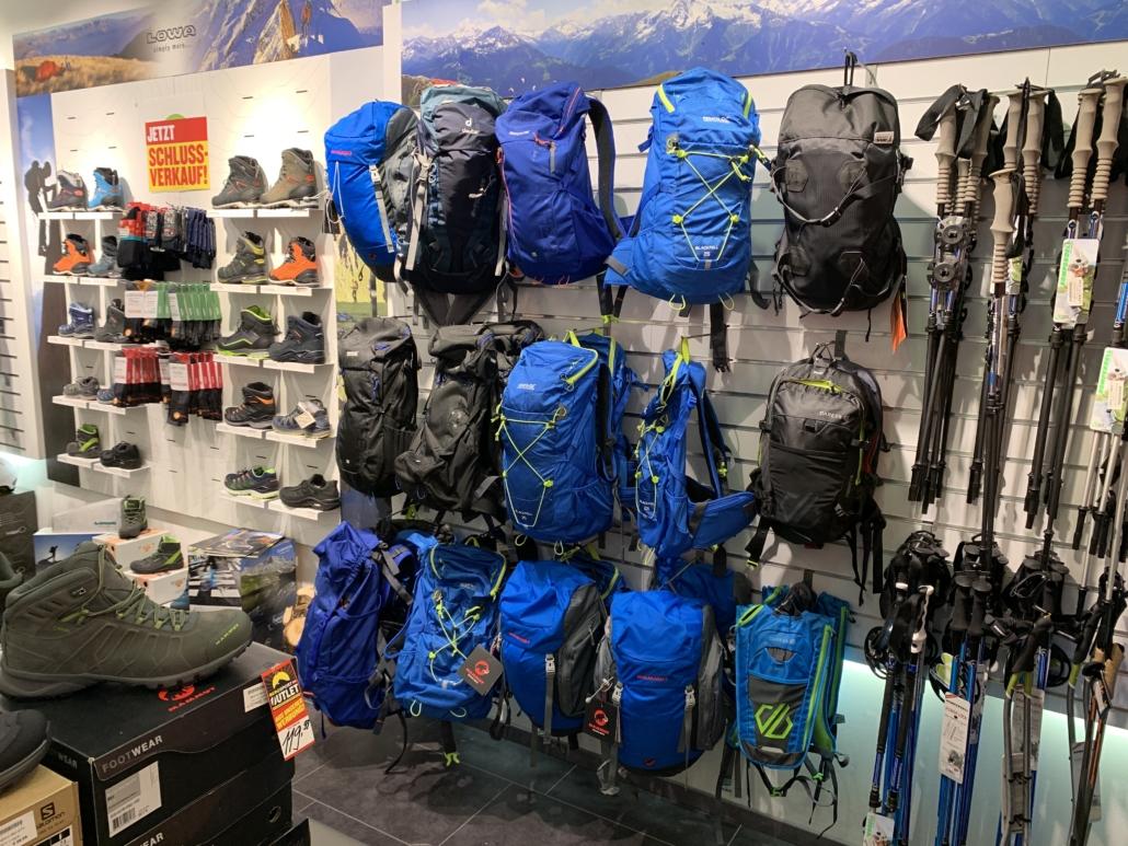 Bergsportoutlet Sattledt